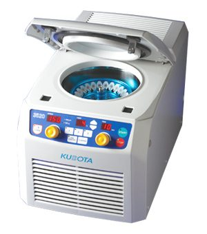 میکرو سانتریفیوژ رومیزی یخچال دار مدل3520