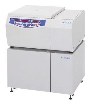 Tabletop Refrigerated Centrifuge Model 5500