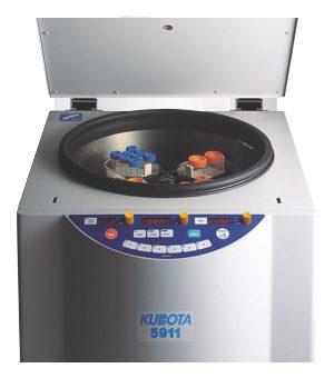 سانتریفیوژ یخچال دار کامل ( قابل تنظیم ) مدل5911