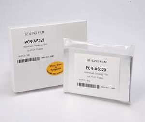 Ultraclear sealing film for PCR plate