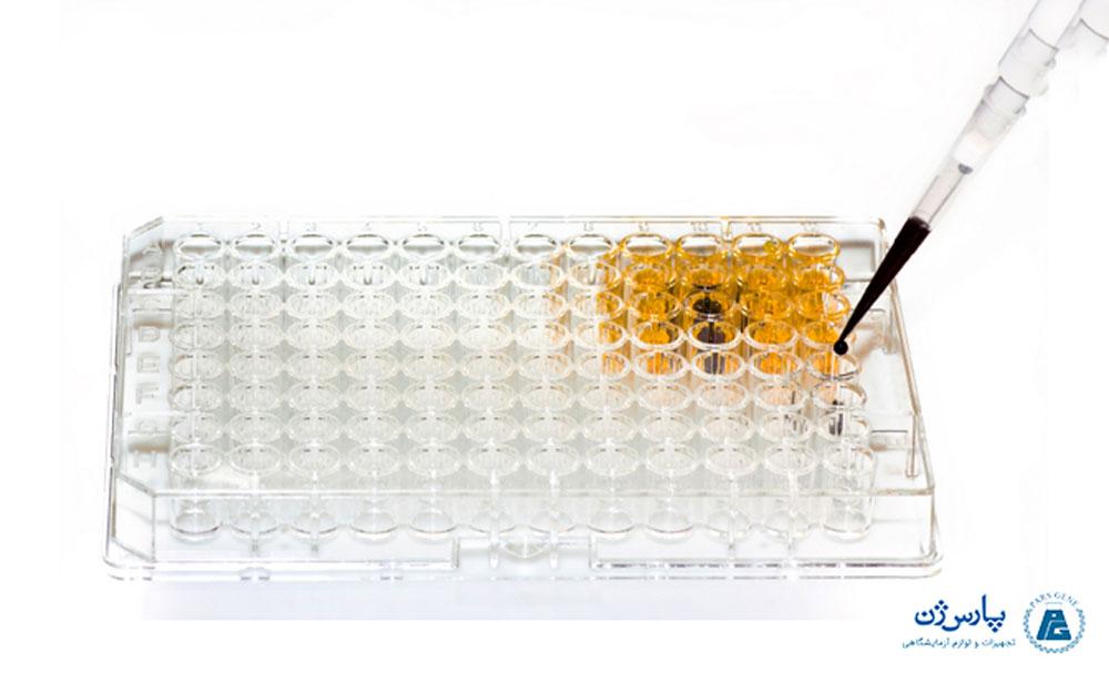 تشخیص کرونا ویروسها به روش الایزا