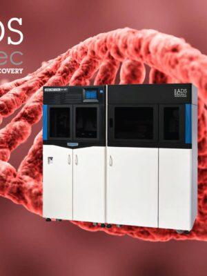 سیستم جداسازی DNA مدل Gene Prep Star NA-480 Plus