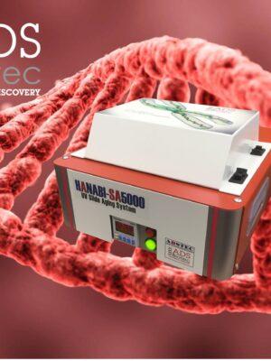 سیستم HANABI-SA5000 – UV Slide Aging