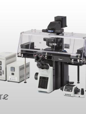 میکروسکوپ المپیوس IXplore Live