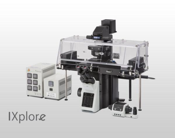 میکروسکوپ IXplore Live