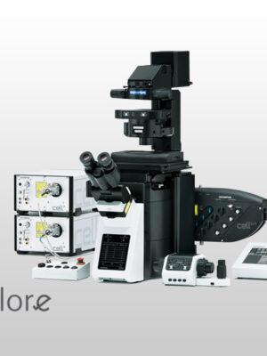 میکروسکوپ المپیوس مدل IXplore TIRF