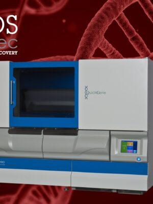سیستم استخراج خودکار اسید نوکلئیک IVD) QuickGene Auto240L)