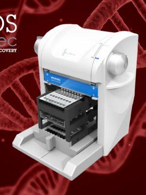 سیستم جداسازی اسید نوکلئیک QuickGene Mini480