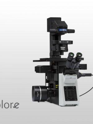 میکروسکوپ المپیوس IXplore Pro