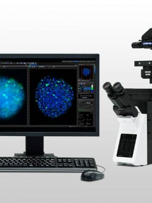 نرم افزار تصویر بردای cellSens المپیوس