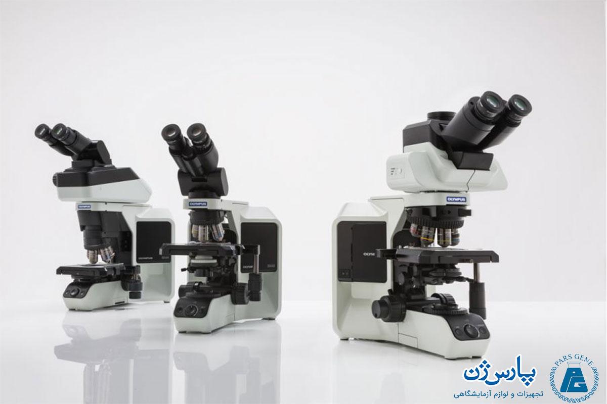 چگونه میکروسکوپ و اجزای نوری آن را تمیز کنیم؟